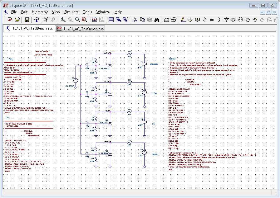 Testing TL431 model performance | Audio Perfection